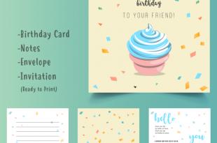 بالصور بطاقات دعوة عيد ميلاد جاهزة , اجمل بطاقات دعوه باشكال رائعه 12493 4 310x205