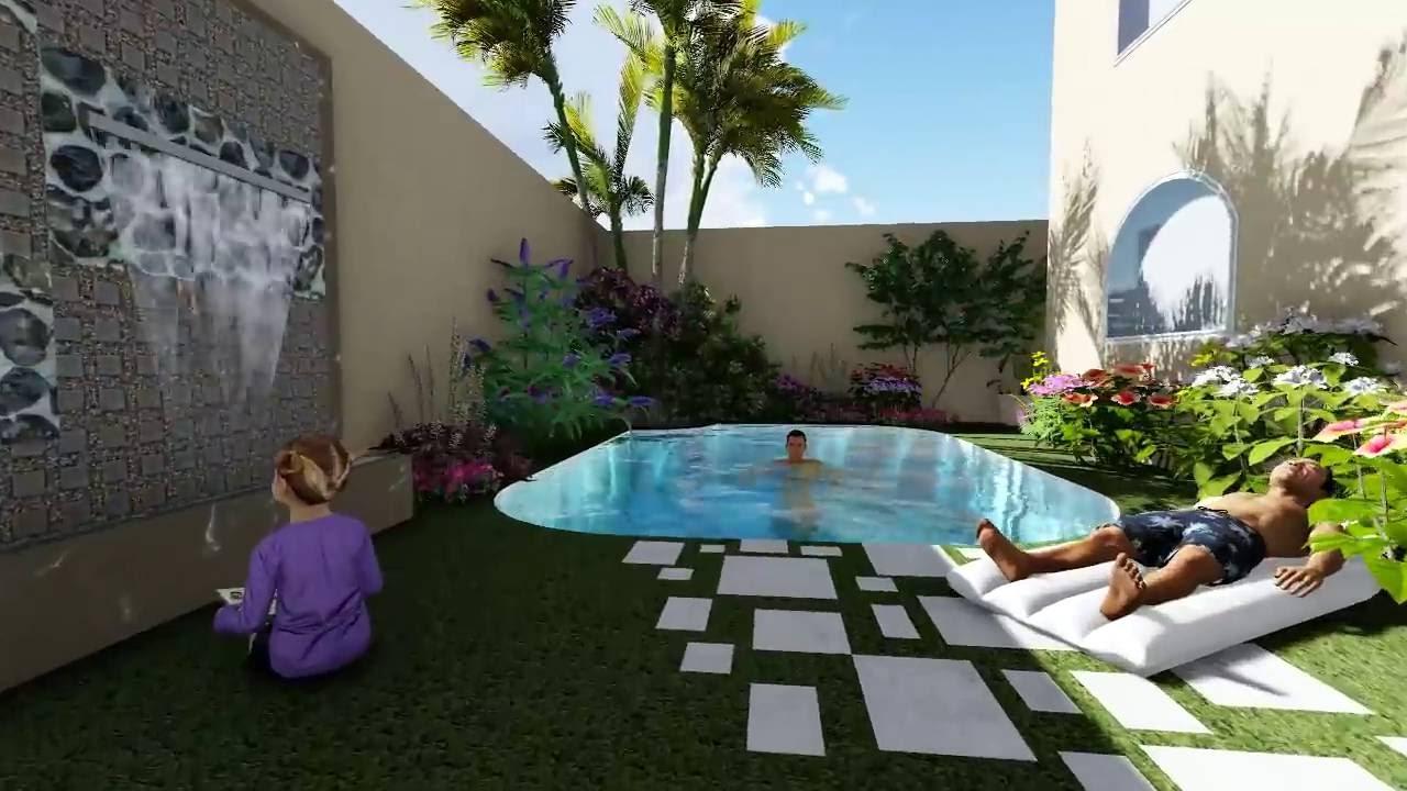 صورة تنسيق حدائق منازل , كيفيه تنسيق حدائق المنازل 12508 3