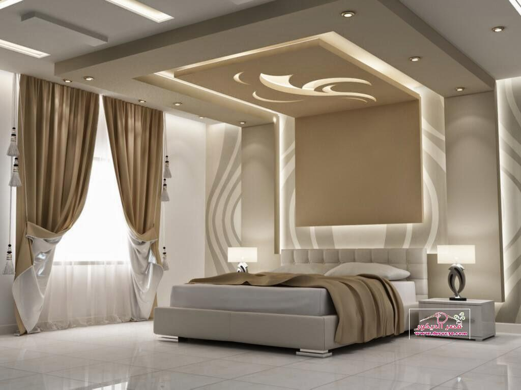 بالصور جبسيات غرف نوم ناعمه , اروع الجبسيات لغرف النوم 12509 4