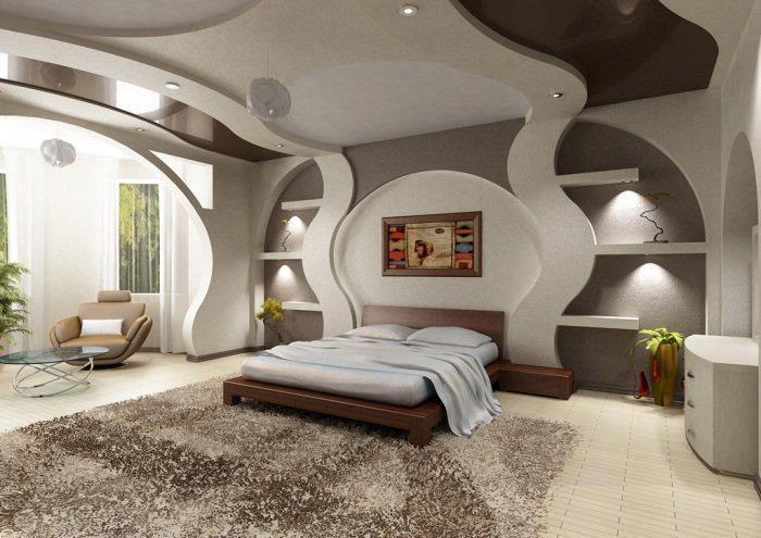 بالصور جبسيات غرف نوم ناعمه , اروع الجبسيات لغرف النوم 12509 5