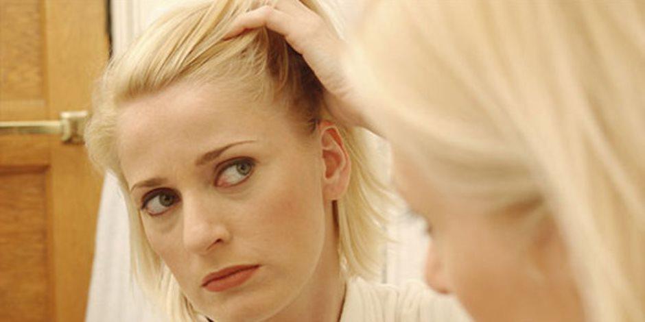 صور اسباب توقف نمو الشعر , لماذا يتوقف الشعر عن النمو
