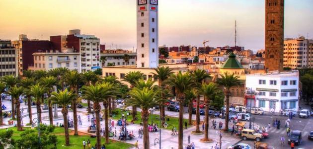 صورة مدينة وجدة بالصور , صور رائعه لمدينه وجده