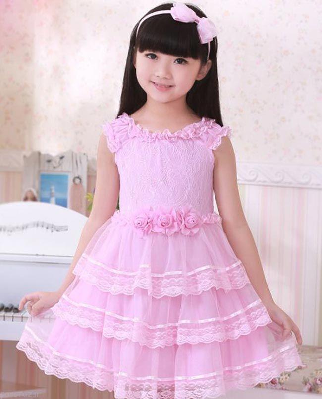 بالصور احدث فساتين للبنات , اجمل الفساتين الرائعه للبنات 12564 4