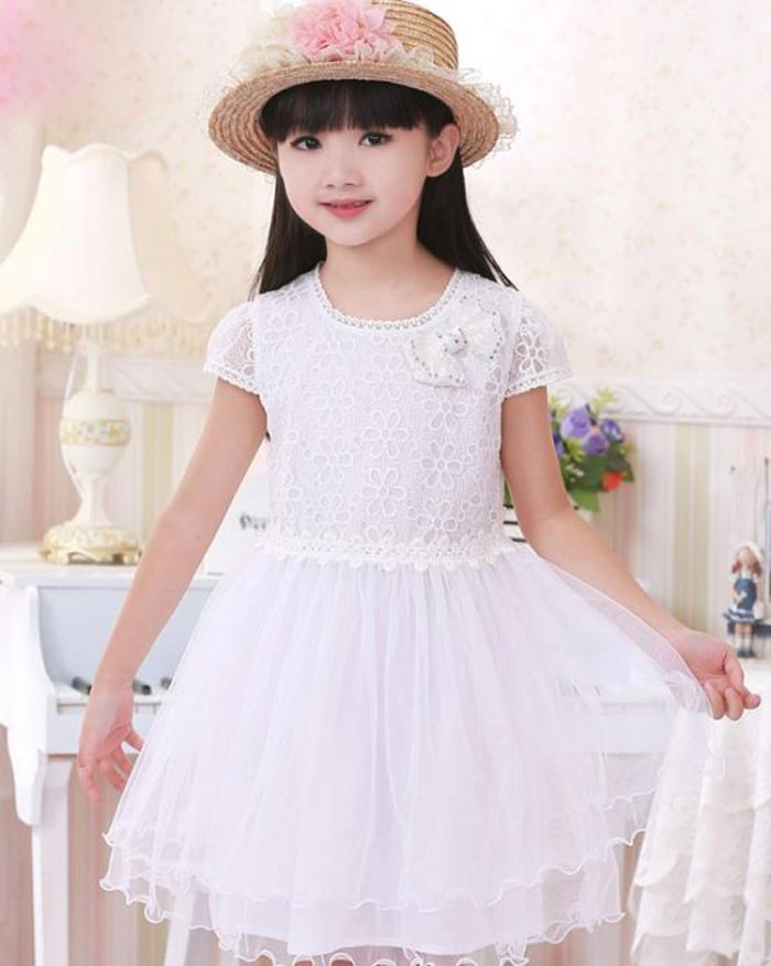 بالصور احدث فساتين للبنات , اجمل الفساتين الرائعه للبنات 12564 7