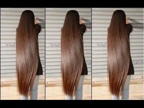 بالصور طرق لتطويل الشعر , طريقه سهله لتطويل الشعر 12597