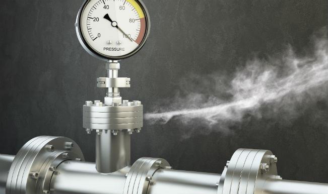 صور كشف تسربات الغاز , طريقه سهله للكشف عن تسربات الغاز