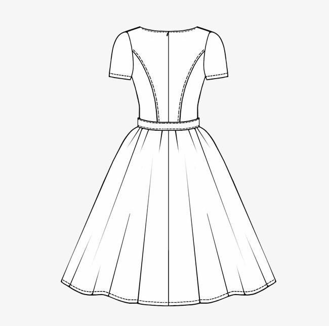 بالصور رسم فساتين زفاف , طريقه رسم فستان الزفاف 12611 9