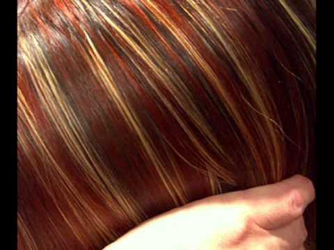 بالصور اجمل صبغة شعر , صبغات رائعه جدا للشعر 12612 3