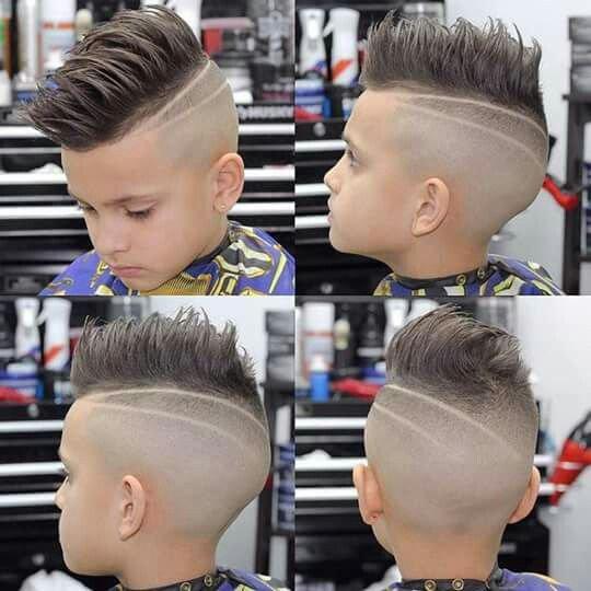 بالصور احدث قصات الشعر للصبيان , اجدد قصات الشعر للصبيان 12630 2