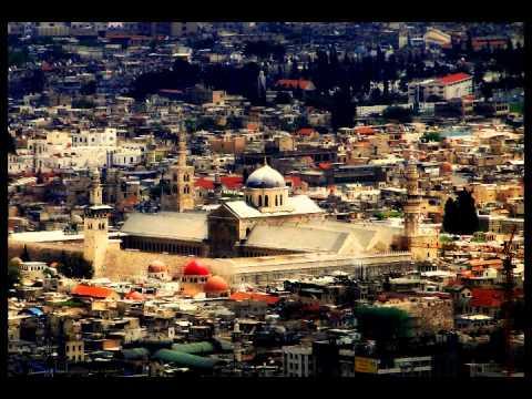 صور قصيدة هذي دمشق , كلمات قصيده هذه دمشق