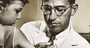 صور من هو مكتشف مصل شلل الاطفالما اسم الطبيب مكتشف مصل شلل الاطفال