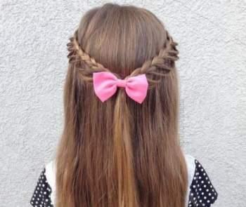 صور تسريحات شعر اطفال بنات , اجمل تسريحات الشعر للاطفال