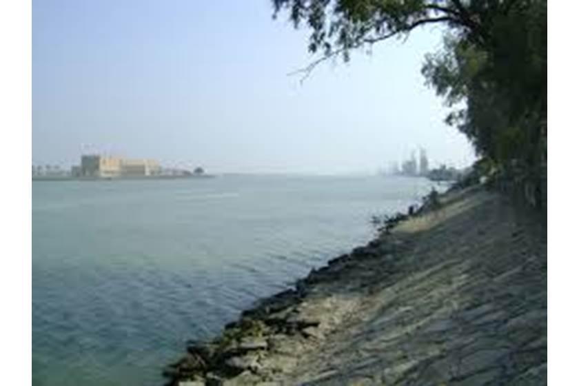 صورة نهر يتكون من التقاء دجلة والفرات يصب في الخليج العربي , ما هو النهر الذي يتكون من التقاء دجله والفرات