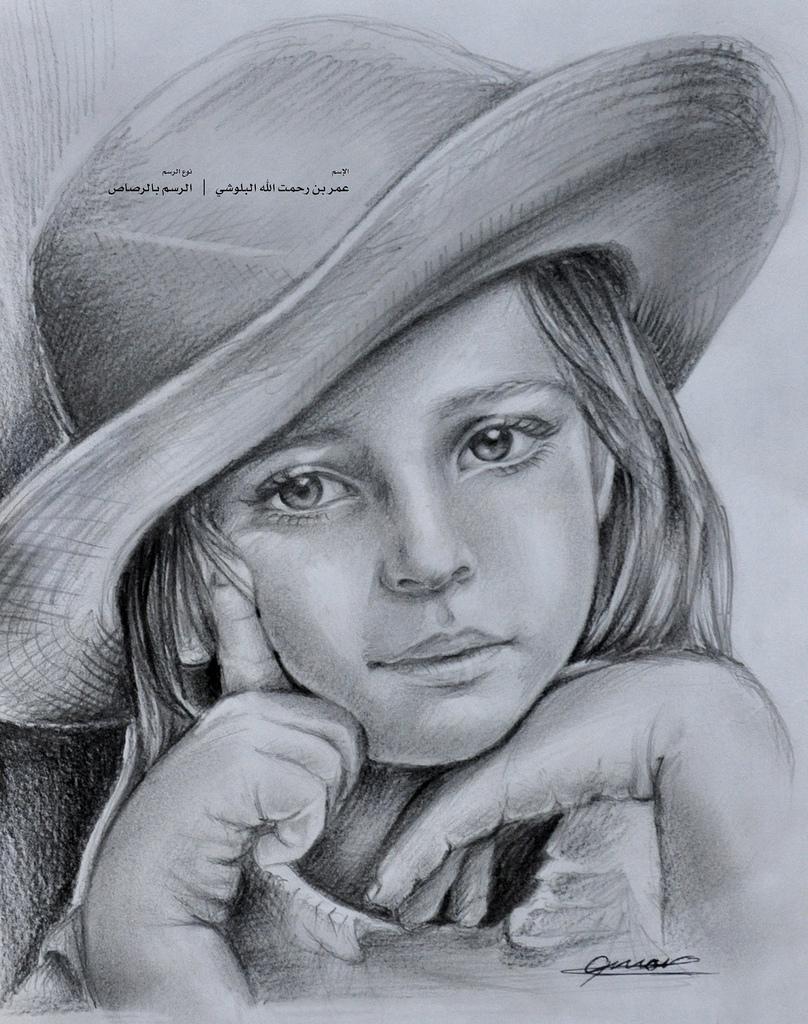 صور رسومات بالرصاص فيس بوك , روائع الفن المتنوع والسومات المختلفه
