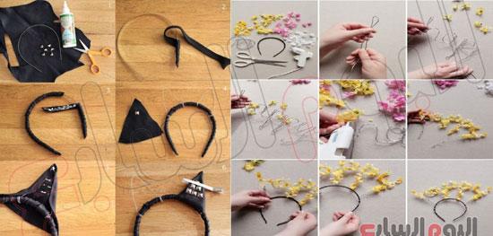 بالصور اعمال يدوية بسيطة للبنات , روائع الفن بالاعمال اليدويه المختلفه 12838 3
