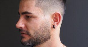 صور تسريحات الشعر القصير للرجال , اجمل تصميمات الشعر القصير المميز للرجال