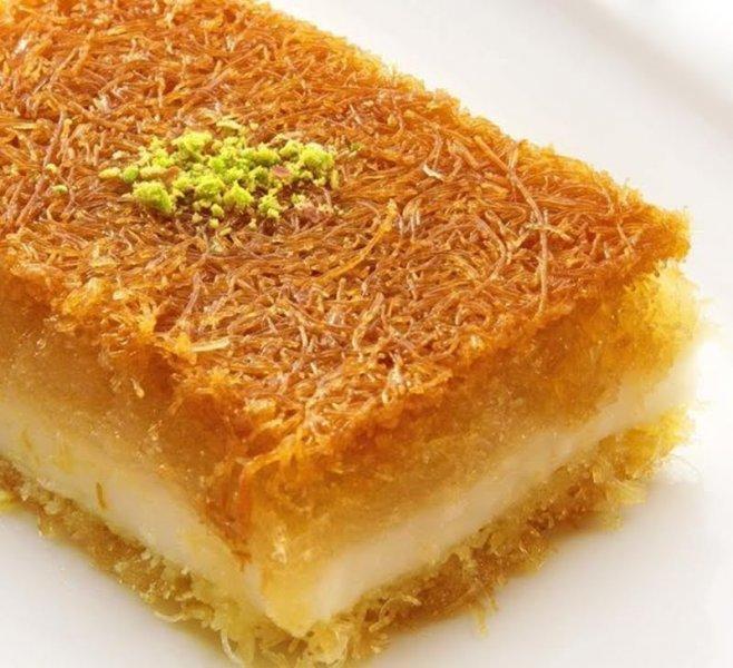 بالصور شهيوات رمضان سهلة ورخيصة , احلى وصفة كنافة كالمحترفات 6707 2