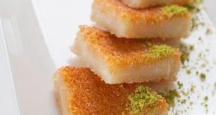 صور شهيوات رمضان سهلة ورخيصة , احلى وصفة كنافة كالمحترفات