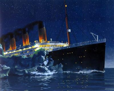 صورة سفينة تيتانيك , سفينة العشاق