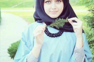 صورة اجمل بنات محجبات , الحجاب تاج على راس كل فتاة
