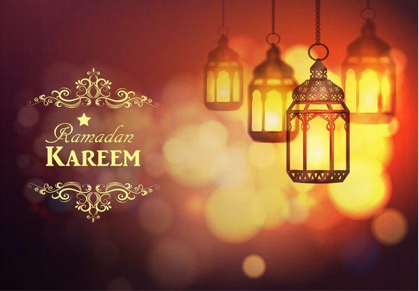 صور رسائل رمضان للحبيب , احدث رسائل معايدة رمضانية