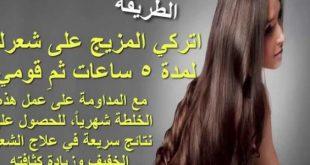 صورة امينة شلباية وصفات للشعر , وصفات الشعز لامينة شلباية