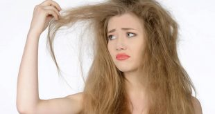 صورة علاج الشعر الجاف , الاهتمام بالشعر الجاف