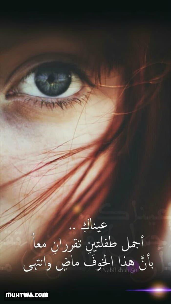 تحميل كتاب لغة العيون بالصور pdf