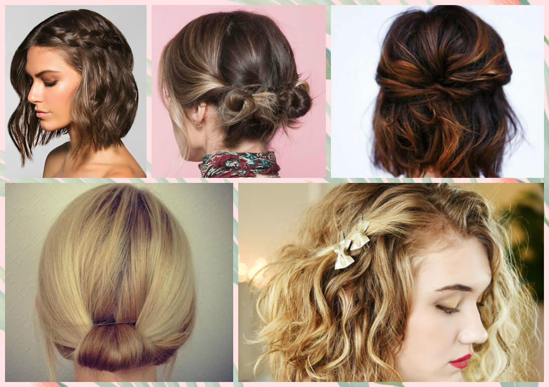 صورة بالصور طرق عمل تسريحات بسيطة وسريعة , تسريحة شعر جميلة وسهله بالصور