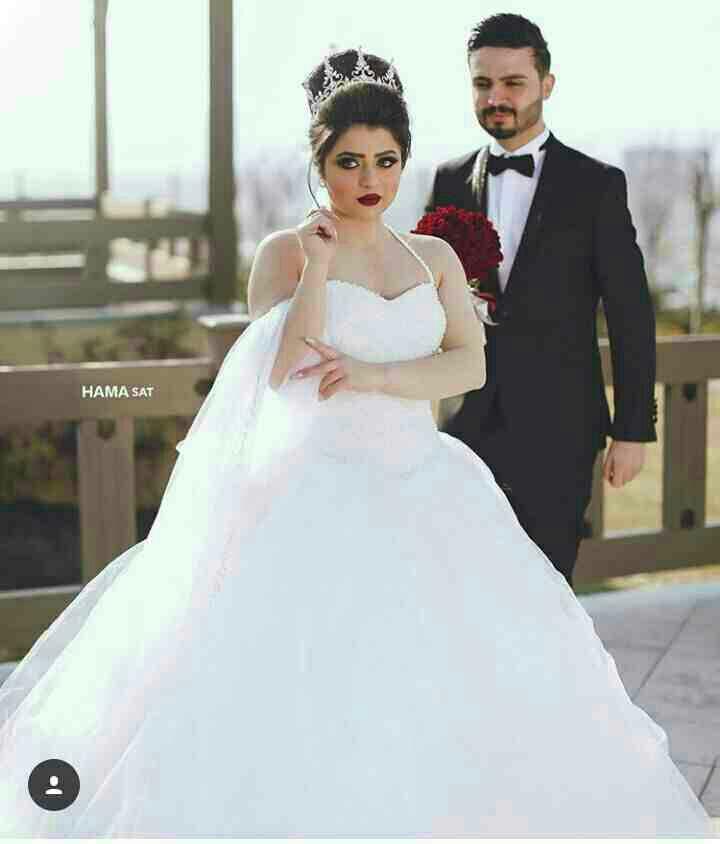 صور عروس وعريس اجمل صور للعروسين في ليلة العمر صور بنات