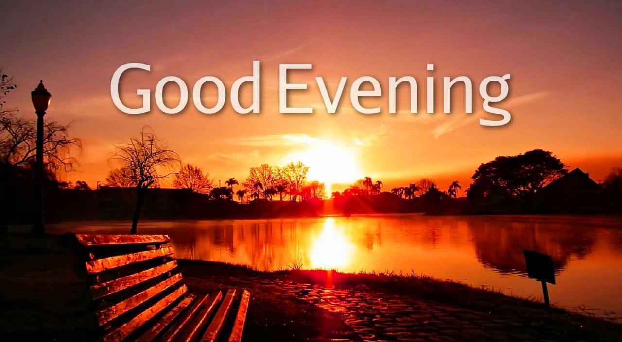 صورة مساء الخير بالانجليزي , صور مكتوب عليها مساء الخير بالانجليزى 2972 5
