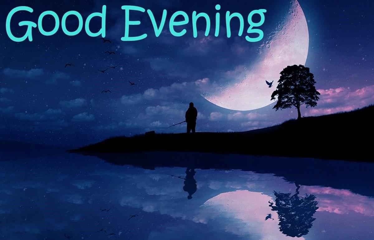 صورة مساء الخير بالانجليزي , صور مكتوب عليها مساء الخير بالانجليزى 2972