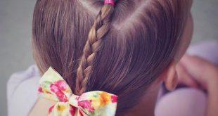 صورة تسريحات شعر للاطفال , احدث تسريحات شعر اطفال2019