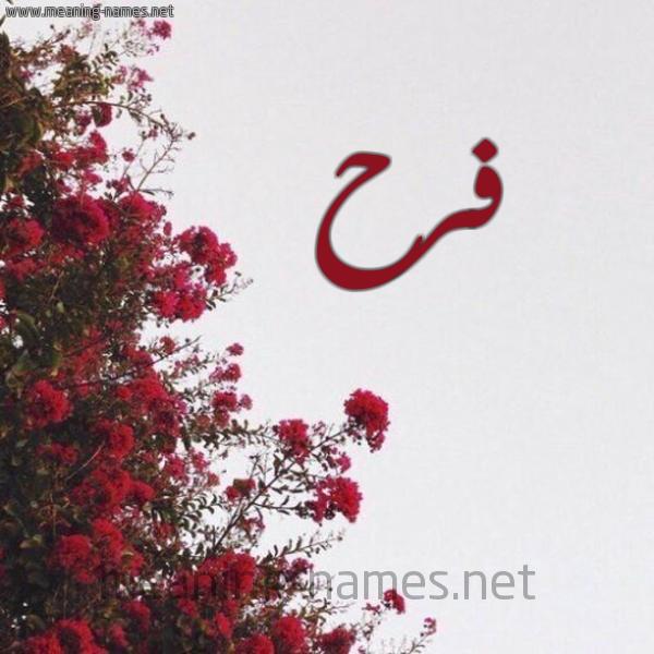 صورة صور اسم فرح , اجمل صور الاسماء