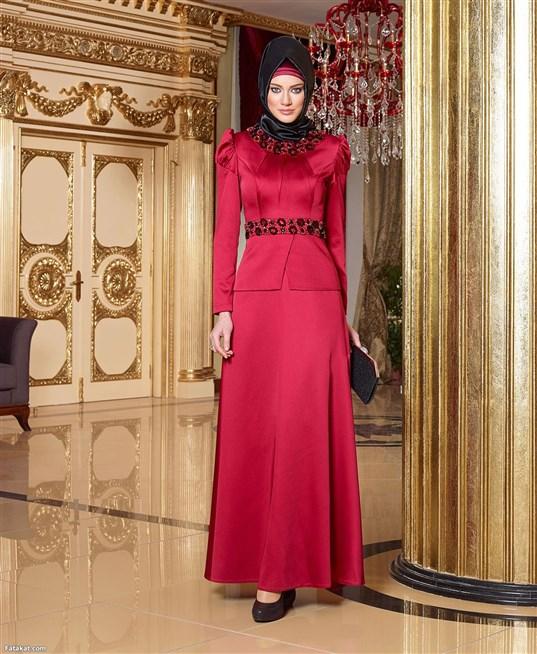 صورة صور فساتين تركي , اجمل التصميمات لفساتين التركيه