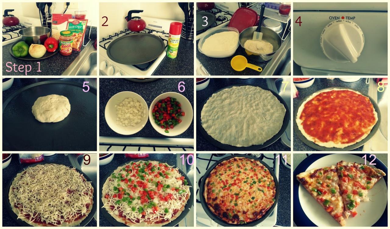 صورة طريقة عمل البيتزا بالصور خطوة خطوة , افضل الطرق لعمل البيتزا بالصور 6457 4