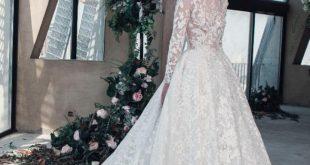 صور صور فساتين زفاف , اجمل تصميمات فستان ليلة العمر