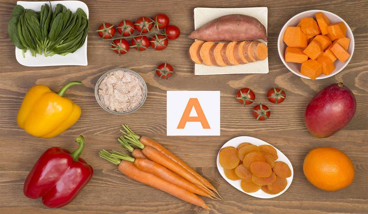 صورة فوائد فيتامين a , اهمية فيتامين a