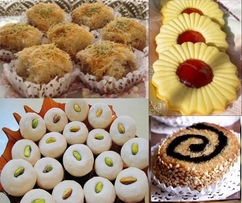 صور حلويات جزائرية بسيطة بالصور , اجمل الحلويات الجزائرية بالصور