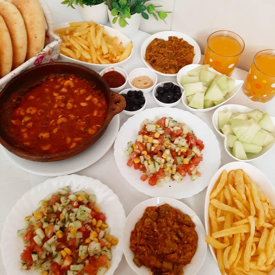 صورة وجبات سريعة للعشاء 2321 4