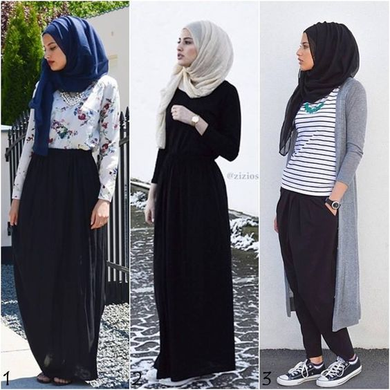 صورة ملابس محجبات كاجوال 6195 1