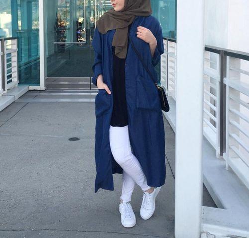 صورة ملابس محجبات كاجوال 6195 4