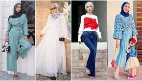 صورة ملابس محجبات كاجوال 6195 5