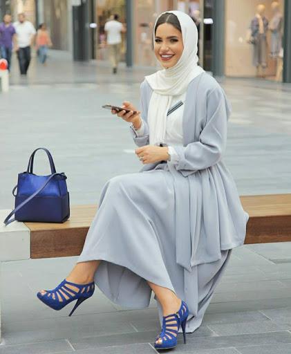 صورة ملابس محجبات كاجوال 6195 6