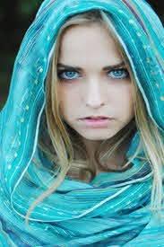 صورة عيون زرقاء 6527 2