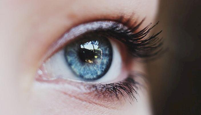 صورة عيون زرقاء 6527