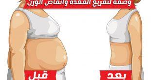 انقاص الوزن في اسبوع بدون رجيم
