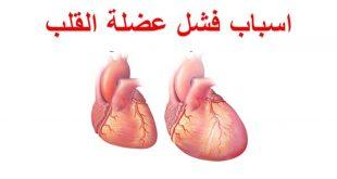 فشل عضلة القلب