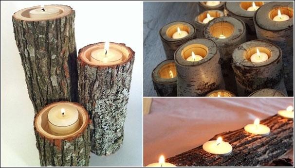 صورة تحف وانتيكات خشبية  , تحويل بقايا الخشب لانتيكات وتحف شيك 11998 6