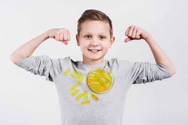 صورة فوائد زيت كبد الحوت للأطفال , زيت كبد الحوت وفوائد اوميجا ثرى للأطفال 12216